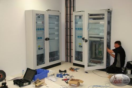 Nieuwbouw datacenter Reasonnet Amsterdam
